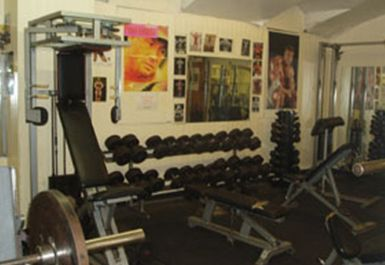 Temple Gym Image 1 of 6