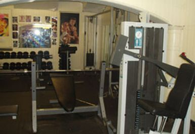 Temple Gym Image 6 of 6