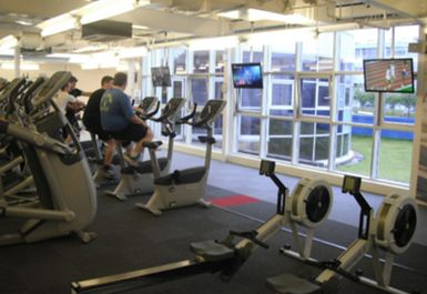 cardio at Energie Edinburgh Fitness Club