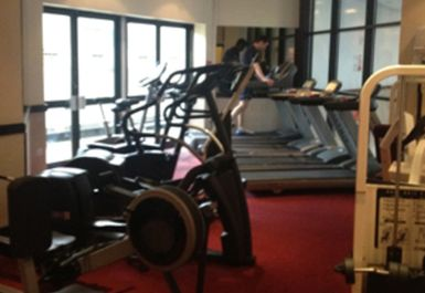 Gym Equipment at Club Moativation Glasgow