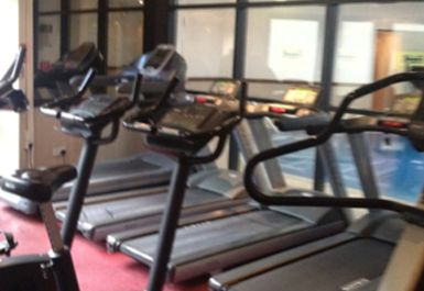 Cardio Equipment at Club Moativation Glasgow