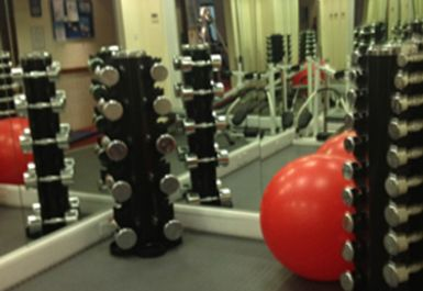 Weights at Club Moativation Glasgow