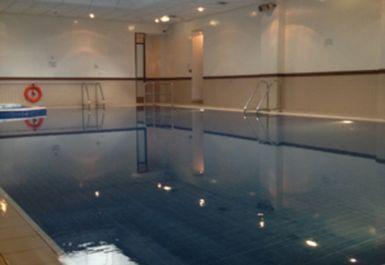 Swimming Pool at Club Moativation Glasgow