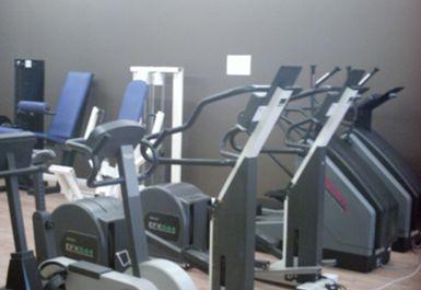 Exercise Machines at Phase One Bath