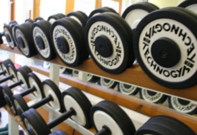 WEIGHTS AT GREENBANK SPORTS ACADEMY LIVERPOOL