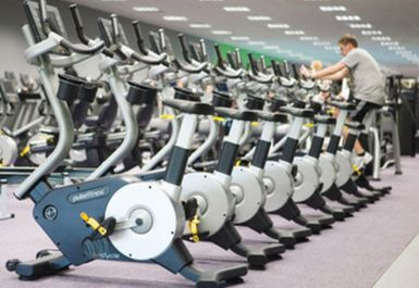 Exercise Bikes at Helio Fitness Bolton
