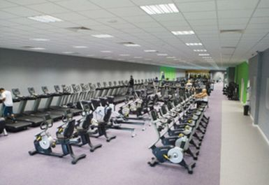 Cardio Equipment at Helio Fitness Bolton