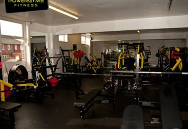 Power Gyms