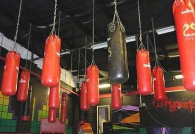 Warehouse Fitness (Port Talbot) Image 1 of 4