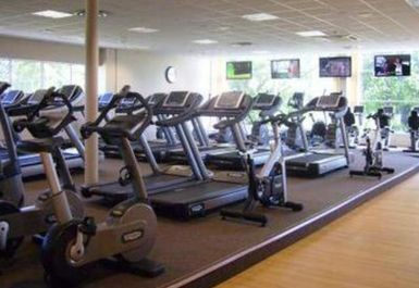main gym are at Peter May Sports Centre London