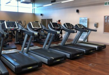 TREADMILLS AT RAINBOW LEISURE CENTRE EPSOM