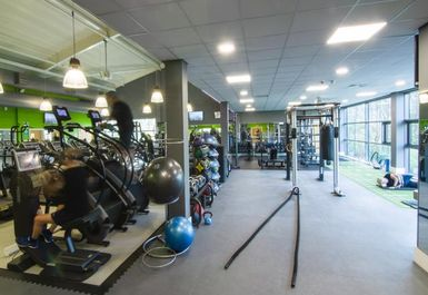 Bannatyne Health Club Hastings