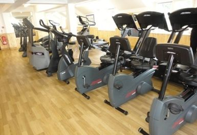 Gym Equipment at Falkirk Health Club