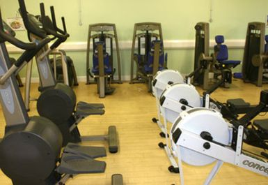 Gym Equipment at Greenway Centre Bristol