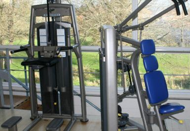 Weights Machines at Greenway Centre Bristol