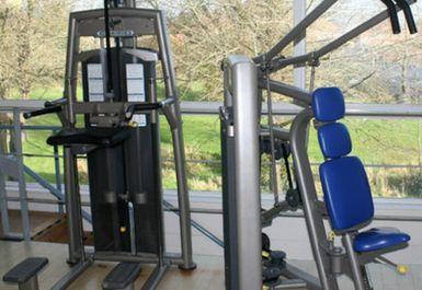Weights Machines at Greenway Centre Bristol