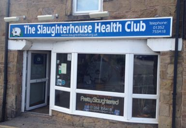 The Slaughterhouse Health Club