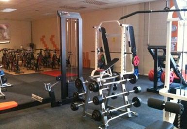 Woodlands Fitness Centre