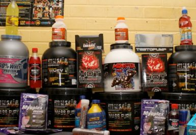 PROTEIN ON SALE AT DARTFORD GYM KENT