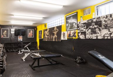 Pumping Iron Fitness Gym