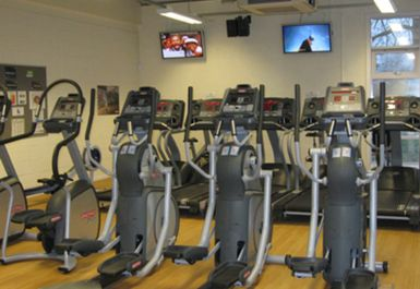 CARDIO EQUIPMENT AT POWER FOR LIFE COVENTRY