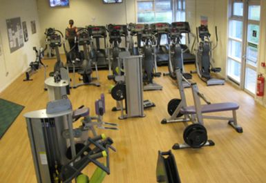MAIN GYM AREA FOR POWER FOR LIFE COVENTRY
