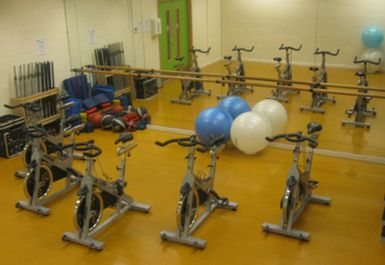 EXERCISE BIKES AT POWER FOR LIFE COVENTRY