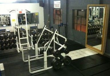 The Gym Health and Fitness