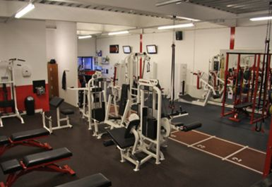 Gym Equipment at Core Fitness Centre Chester