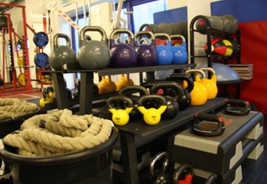 KettleBells at Core Fitness Centre Chester