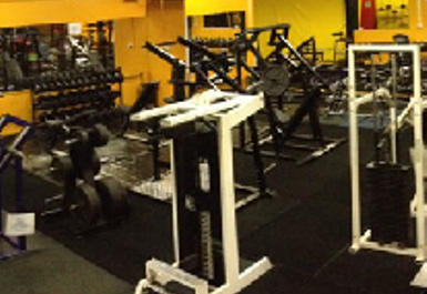 Stevie B's Gym Image 1 of 5