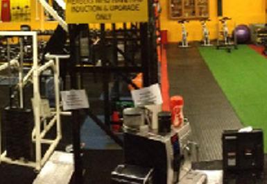 Stevie B's Gym