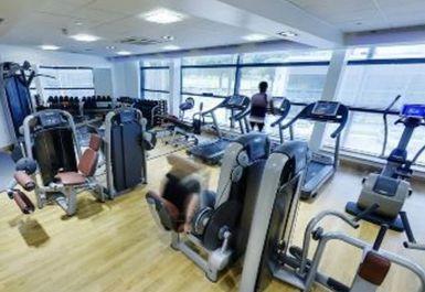 Gym Equipment at Djanogly Community Leisure Centre Nottingham