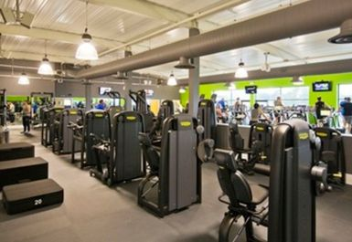Bannatyne Health Club Rotherham Image 2 of 10