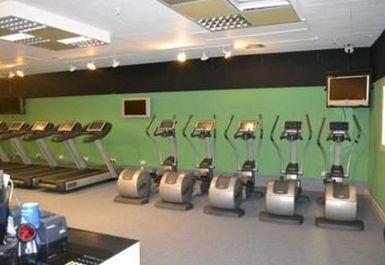 treadmills at Peak Fitness 4 U Motherwell