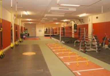 weights at Peak Fitness 4 U Motherwell
