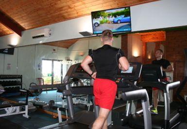 treadmills @ Searles Leisure Resort