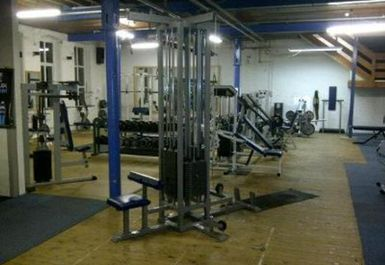 Joe G's Fitness Centre Image 1 of 6