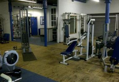 Joe G's Fitness Centre Image 4 of 6