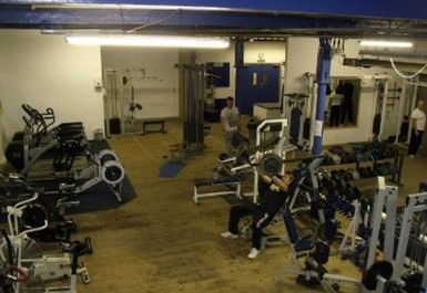 Joe G's Fitness Centre Image 5 of 6