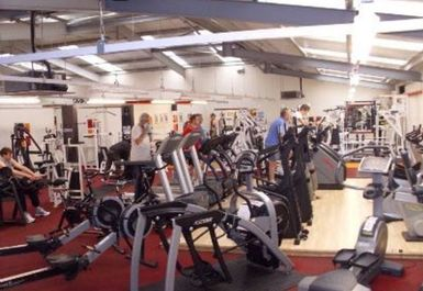 Universal Fitness Centre Image 1 of 6