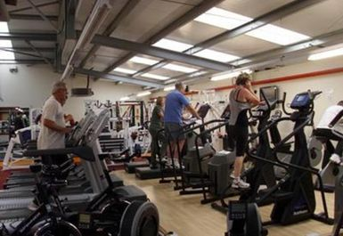 Universal Fitness Centre Image 6 of 6