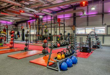 Kiss Gyms Milton Keynes