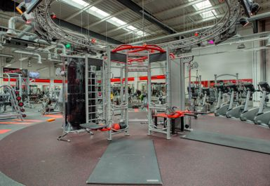 Kiss Gyms London Acton