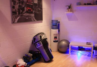 Powerflex Studios Clapham (Power Plate)