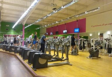 cardio at Fit4less by Energie Dundee Town