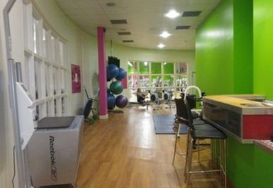 gym at Fit4less by Energie Dundee Town