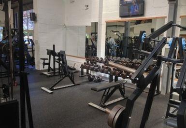 Free Weights at Ultra Flex Gym Preston