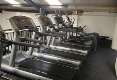 Treadmills at Ultra Flex Gym Preston