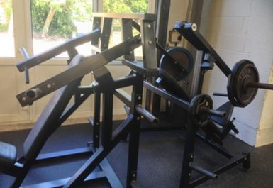 Weights Machines at Ultra Flex Gym Preston